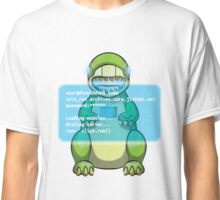 user@dinoSMASH$ Classic T-Shirt