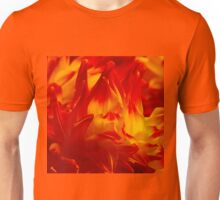 Evening on flower street Unisex T-Shirt