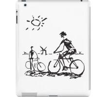 Picasso Bicycle - Biking Sketch iPad Case/Skin