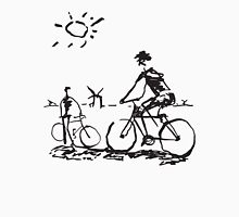Picasso Bicycle - Biking Sketch Unisex T-Shirt