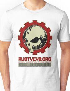 Rusty Cyborg Unisex T-Shirt
