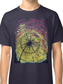 Dandelion Wishes Classic T-Shirt