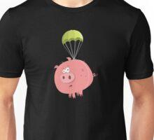 Flying Pig Unisex T-Shirt