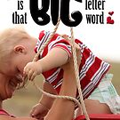 Love is that BIG 4-letter word... by Qnita