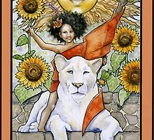 The Sun by WinonaCookie