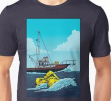 Jaws: The Orca Illustration Unisex T-Shirt