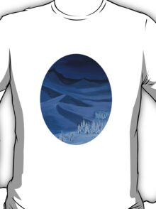 Late night on the mountain T-Shirt