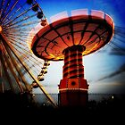 Amuse Me - Navy Pier by Mark Tisdale