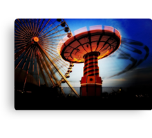 Amuse Me - Navy Pier Canvas Print