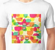 Traces of Color Unisex T-Shirt