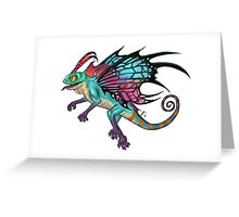 Faerie Dragon Greeting Card