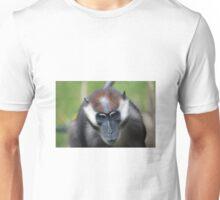 CHERRY-CROWNED MANGABEY MONKEY Unisex T-Shirt