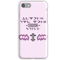 Behold, the Holy POGO Stick Shirt!  iPhone Case/Skin