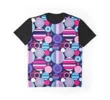 Seamless geometric pattern Graphic T-Shirt