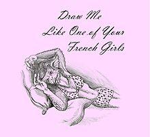 French Girl Greta by Galit