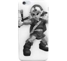 Young Link 3DS Sketch Design iPhone Case/Skin