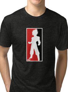 Saiyan Sport - Goku Tri-blend T-Shirt