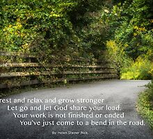 Bend in the Road by Heather Allen