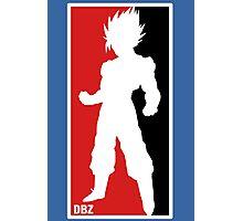 Saiyan Sport - Goku Photographic Print