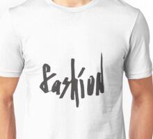 Lettering fashion  Unisex T-Shirt