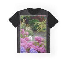 My Cottage Garden Graphic T-Shirt