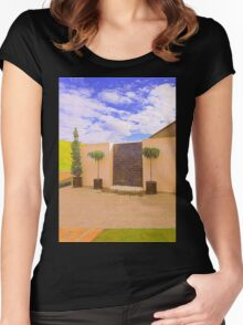 A Mexican Look Women's Fitted Scoop T-Shirt