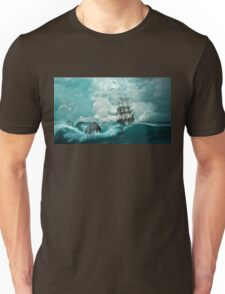 The Pirate Ship Tragedy Unisex T-Shirt