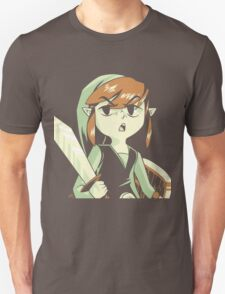 """I'm NOT Your Princess"" - Toon Link - Wind Waker  Unisex T-Shirt"