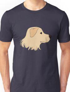 Yellow Labrador Unisex T-Shirt