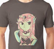 Toon Princess Zelda - Wind Waker  Unisex T-Shirt