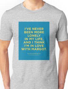 The Royal Tenenbaums   Richie Tenenbaum Quote   Wes Anderson Unisex T-Shirt