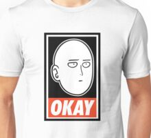 punch_ok_man_new Unisex T-Shirt