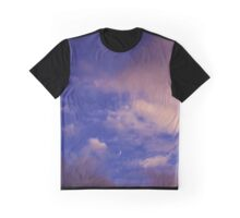 Candy Crescent Graphic T-Shirt