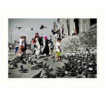 Istanbul #1 Art Print