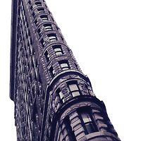 Flatiron Angle by Mark Wilson