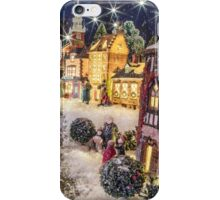A Snowy Evening iPhone Case/Skin
