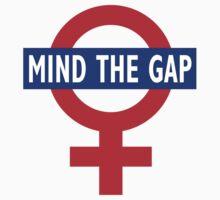 Mind the gender gap One Piece - Short Sleeve