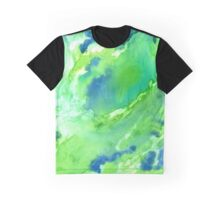A Touch of Blue Graphic T-Shirt