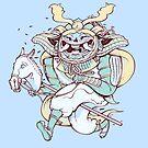 Samurai Hack by TonyRiff