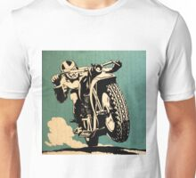 Motorcycle Race Unisex T-Shirt