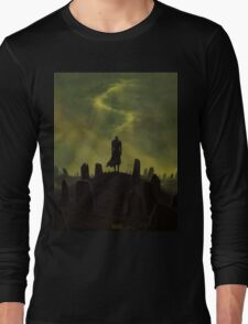 Dying alone Long Sleeve T-Shirt