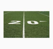Football Field Twenty One Piece - Short Sleeve