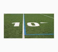Football Field Ten One Piece - Short Sleeve
