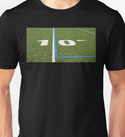 Football Field Ten Unisex T-Shirt