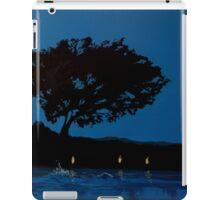 Twilight Swimmer iPad Case/Skin
