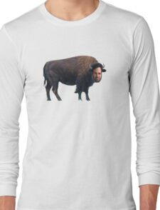 Mark Ruffalo? Mark Buffalo. Long Sleeve T-Shirt