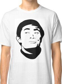 Sulu - Star Trek TOS Classic T-Shirt
