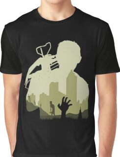 Sniping Zombies Graphic T-Shirt