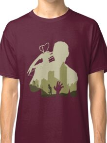 Sniping Zombies Classic T-Shirt