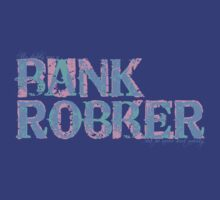Bank Robber/Punk Rocker by glyphobet